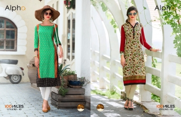 100 MILES ALPHA SERIES 01-12 STYLISH PARTY WEAR KURTI AT WHOLESALE BEST RATE BY GOSIYA EXPORTS (1)