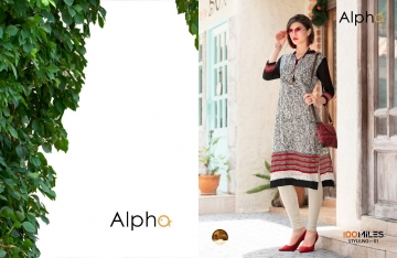 100 MILES ALPHA SERIES 01-12 STYLISH PARTY WEAR KURTI AT WHOLESALE BEST RATE BY GOSIYA EXPORTS (7)