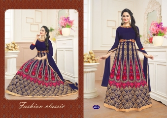 A.M. FASHION FLORENCE BRIDAL-6 REAL GEORGETTE CATALOG WHOLESALE SUPPLIER DELEAR BEST RATE BY GOSIYA EXPORTS SURAT (3)