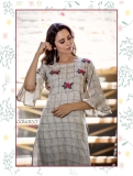 AAKARA - 1001 – 1008 RAYON KURTI PARTY WEAR WITH EMBROEDERY WORK WHOLESALE RATE AT GOSIYA EXPORTS SURAT WHOLESALE DEALER AND SUPPLAYER SURAT GUJARAT (6)