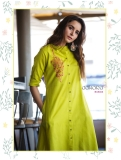 AAKARA - 1001 – 1008 RAYON KURTI PARTY WEAR WITH EMBROEDERY WORK WHOLESALE RATE AT GOSIYA EXPORTS SURAT WHOLESALE DEALER AND SUPPLAYER SURAT GUJARAT (9)