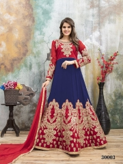 AANANYA VOL 21 DESIGNR ANARKALI SUIT CATALOG WHOLESALE BEST RATE BY GOSIYA EXPORTS SURAT (3)