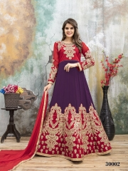 AANANYA VOL 21 DESIGNR ANARKALI SUIT CATALOG WHOLESALE BEST RATE BY GOSIYA EXPORTS SURAT (4)