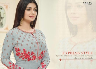 AARAV TRENDZ PANDORA VOL 2 WHOLESALE RATE AT GOSIYA EXPORTS SURAT (10)