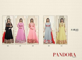 AARAV TRENDZ PANDORA VOL 2 WHOLESALE RATE AT GOSIYA EXPORTS SURAT (9)