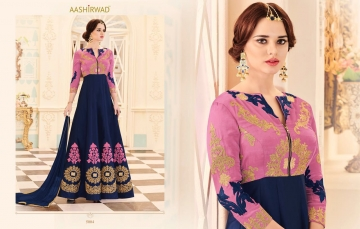 AASHIRWAD CREATION ALMIRAH CATALOG DESIGNER PARTY WEAR SALWAR KAMEEZ WHOLESALE BEST RATE BY GOSIYA EXPORTS SURAT (1)