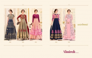 AASHIRWAD CREATION ALMIRAH CATALOG DESIGNER PARTY WEAR SALWAR KAMEEZ WHOLESALE BEST RATE BY GOSIYA EXPORTS SURAT (10)