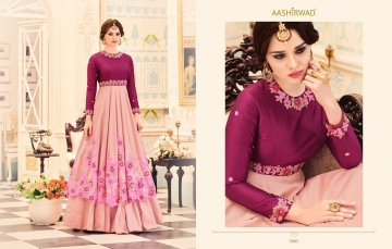 AASHIRWAD CREATION ALMIRAH CATALOG DESIGNER PARTY WEAR SALWAR KAMEEZ WHOLESALE BEST RATE BY GOSIYA EXPORTS SURAT (2)