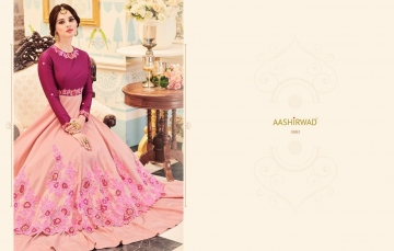AASHIRWAD CREATION ALMIRAH CATALOG DESIGNER PARTY WEAR SALWAR KAMEEZ WHOLESALE BEST RATE BY GOSIYA EXPORTS SURAT (8)