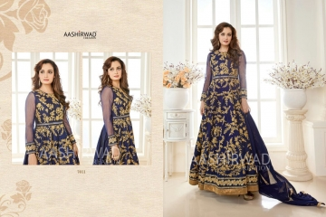 AASHIRWAD CREATION ALMIRAH VOL 2 WHOLESALE RATE SURAT AT GOSIYA EXPORTS (1)