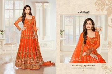 AASHIRWAD CREATION ALMIRAH VOL 2 WHOLESALE RATE SURAT AT GOSIYA EXPORTS (3)