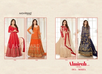 AASHIRWAD CREATION ALMIRAH VOL 2 WHOLESALE RATE SURAT AT GOSIYA EXPORTS (5)