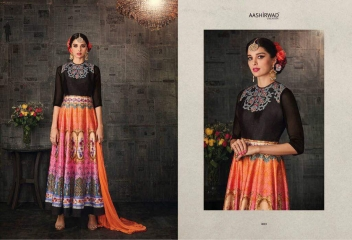 AASHIRWAD QUEEN VOL 4 WHOLESALE RATE AT GOSIYA EXPORTS (2)