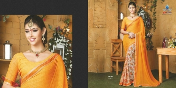 AKHIRA VOL 2 BY SHRAVIKA SAREE WHOLESALE BEST RATE ONLINE SURAT SHRAVIKA (2)