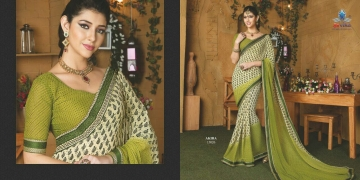 AKHIRA VOL 2 BY SHRAVIKA SAREE WHOLESALE BEST RATE ONLINE SURAT SHRAVIKA (5)