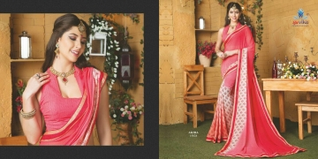 AKHIRA VOL 2 BY SHRAVIKA SAREE WHOLESALE BEST RATE ONLINE SURAT SHRAVIKA (7)
