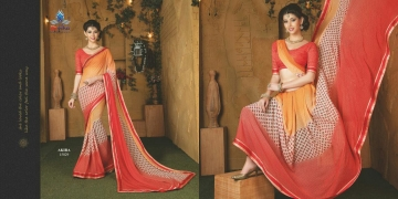 AKHIRA VOL 2 BY SHRAVIKA SAREE WHOLESALE BEST RATE ONLINE SURAT SHRAVIKA (8)