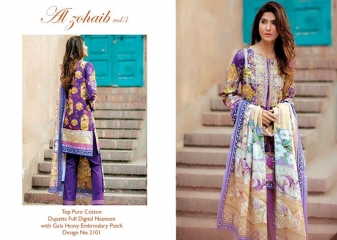 AL ZOHAIB VOL3 PAKISTANI SUITS WHOLESALE BEST RATE WHOLESALE BEST RATE BY GOSIYA EXPORTS (12)