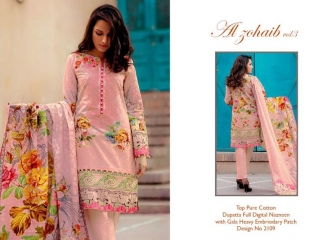 AL ZOHAIB VOL3 PAKISTANI SUITS WHOLESALE BEST RATE WHOLESALE BEST RATE BY GOSIYA EXPORTS (16)