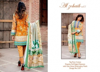 AL ZOHAIB VOL3 PAKISTANI SUITS WHOLESALE BEST RATE WHOLESALE BEST RATE BY GOSIYA EXPORTS (18)