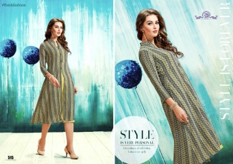 ALISHA DIVA DESIGNS CASUAL WEAR FOUX GEORGETTE PRINT KURTI COLLECTION WHOLESALE BEST RATE BYGOSIYA EXPORTS SURAT (9)
