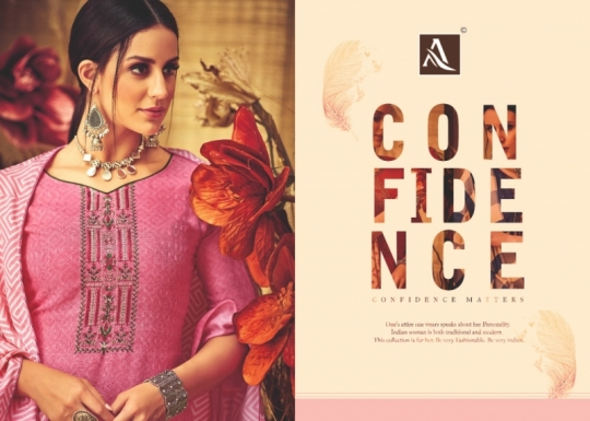 ALOK SUITS PRESENTS RUBAAB PASHMINA FABRIC DRESS MATERIAL AT WHOLESALE DEALER BEST RATE BY GOSIYA EXPORTS SURAT (2)