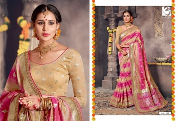 ALOUKIK SAREE AA601-AA613 EXCLUSIVE SILK SAREE CATALOG FROM SURAT SUPPLIER WHOLESALE BEST RATE BY GOSIYA EXPORTS SURAT (4)