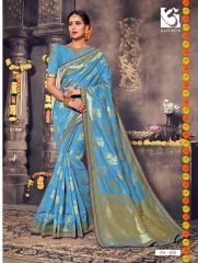 ALOUKIK SAREE AA601-AA613 EXCLUSIVE SILK SAREE CATALOG FROM SURAT SUPPLIER WHOLESALE BEST RATE BY GOSIYA EXPORTS SURAT