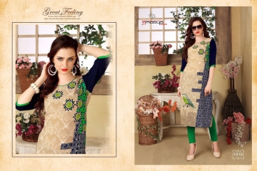 AMAYA GARMENT BLOSSOM GEORGETTE KURTI DEALER BEST RATE BY GOSIYA EXPORTS SURAT (10)