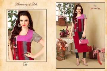 AMAYA GARMENT BLOSSOM GEORGETTE KURTI DEALER BEST RATE BY GOSIYA EXPORTS SURAT (8)