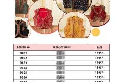AMIRAH 9001-9008 SERIES LATEST FANCY (20)
