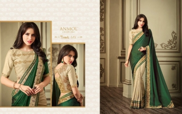 ANMOL CREATION 501-514 SERIES DESIGNER PARTY WEAR EMBROIDERED (13)