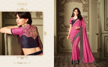 ANMOL CREATION 501-514 SERIES DESIGNER PARTY WEAR EMBROIDERED (3)