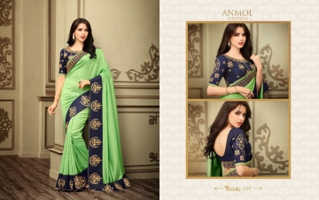 ANMOL CREATION 501-514 SERIES DESIGNER PARTY WEAR EMBROIDERED (4)