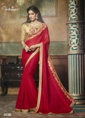 Ardhangini 3021 series party wear saree catalog WHOLESALE BEST RATE (10)