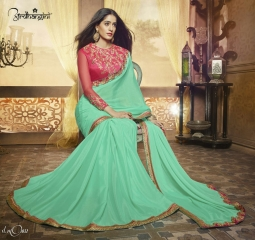 Ardhangini 3021 series party wear saree catalog WHOLESALE BEST RATE (11)