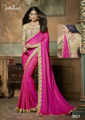 Ardhangini 3021 series party wear saree catalog WHOLESALE BEST RATE (17)