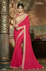 Ardhangini 3021 series party wear saree catalog WHOLESALE BEST RATE (18)