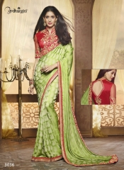 Ardhangini 3021 series party wear saree catalog WHOLESALE BEST RATE (19)
