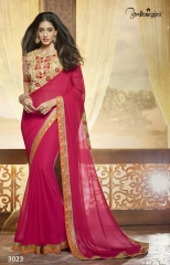 Ardhangini 3021 series party wear saree catalog WHOLESALE BEST RATE (7)