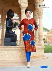 Arena fashion feminista saanj 2 Kurties Collection WHOLESALE RATE BY GOSIYA EXPORTS SURAT (1)