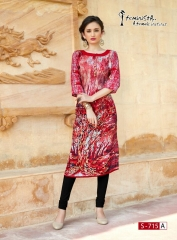 Arena fashion feminista saanj 2 Kurties Collection WHOLESALE RATE BY GOSIYA EXPORTS SURAT (12)