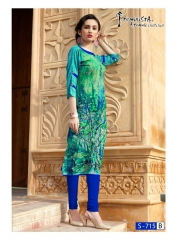 Arena fashion feminista saanj 2 Kurties Collection WHOLESALE RATE BY GOSIYA EXPORTS SURAT (13)