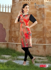 Arena fashion feminista saanj 2 Kurties Collection WHOLESALE RATE BY GOSIYA EXPORTS SURAT (2)