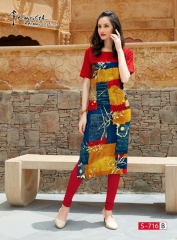 Arena fashion feminista saanj 2 Kurties Collection WHOLESALE RATE BY GOSIYA EXPORTS SURAT (3)