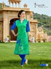 Arena fashion feminista saanj 2 Kurties Collection WHOLESALE RATE BY GOSIYA EXPORTS SURAT (5)