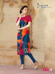 Arena fashion feminista saanj 2 Kurties Collection WHOLESALE RATE BY GOSIYA EXPORTS SURAT (9)