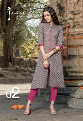 Arena fashion feminista vedic kurtis catalog WHOLESLAE BEST RATE BY GOSIYA EXPORTS (13)