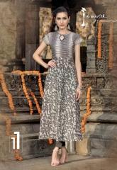 Arena fashion feminista vedic kurtis catalog WHOLESLAE BEST RATE BY GOSIYA EXPORTS (15)