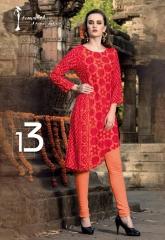 Arena fashion feminista vedic kurtis catalog WHOLESLAE BEST RATE BY GOSIYA EXPORTS (16)